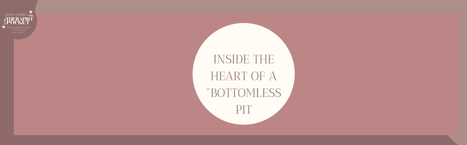 INSIDE THE HEART OF A 'BOTTOMLESS PIT'